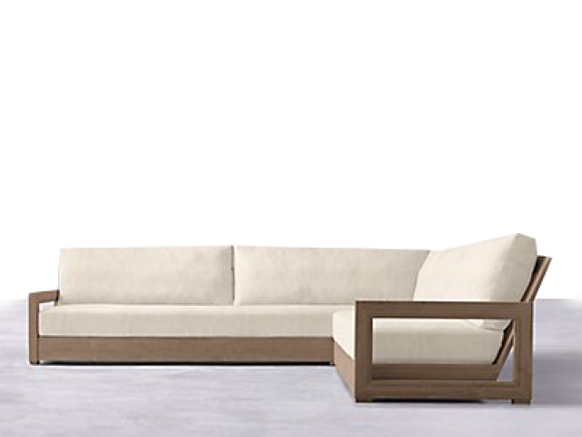 NAPLES RIGHT-ARM L-SECTIONAL